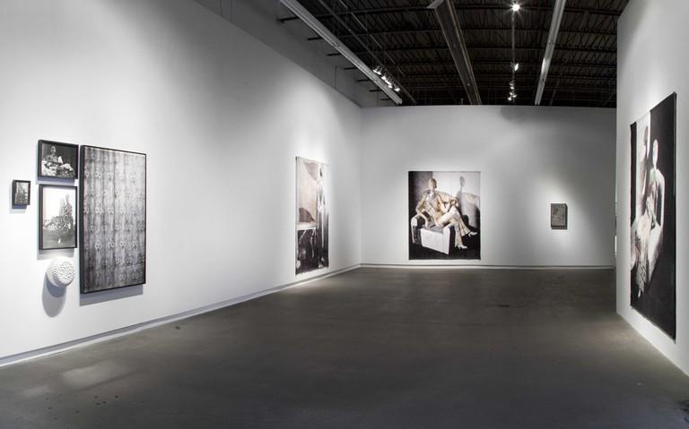 Shannon Bool Exhibition | Courtesy of Daniel Faria Gallery