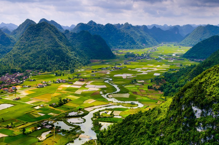 Bac Son in Lang Son Province | © Jimmy Tran/Shutterstock
