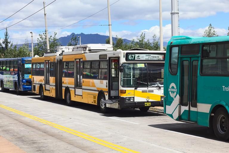 Quito Bus, Ecuador