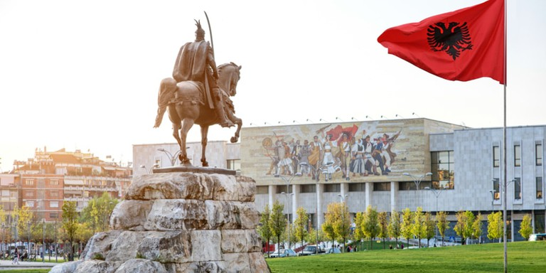 Tirana is one of the liveliest destinations in Europe and a must visit town in Albania
