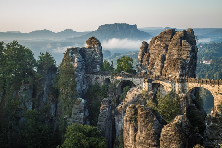 National Park of Saxon Switzerland