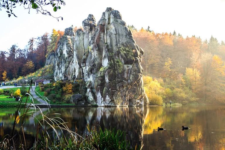Teutoburg Forest
