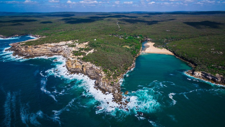 Sydney's Wattamolla Beach, Royal National Park, Australia | © Geraldo Sansone/Shutterstock