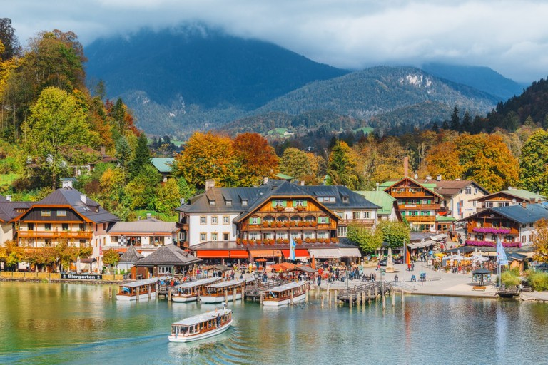 Schonau am Konigssee, Germany