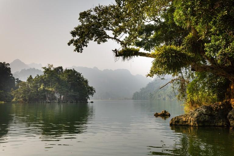 Ba Be Lake | © Quang Nguyen Vinh/Shutterstock