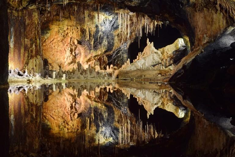 Saalfeld Fairy Grottoes I