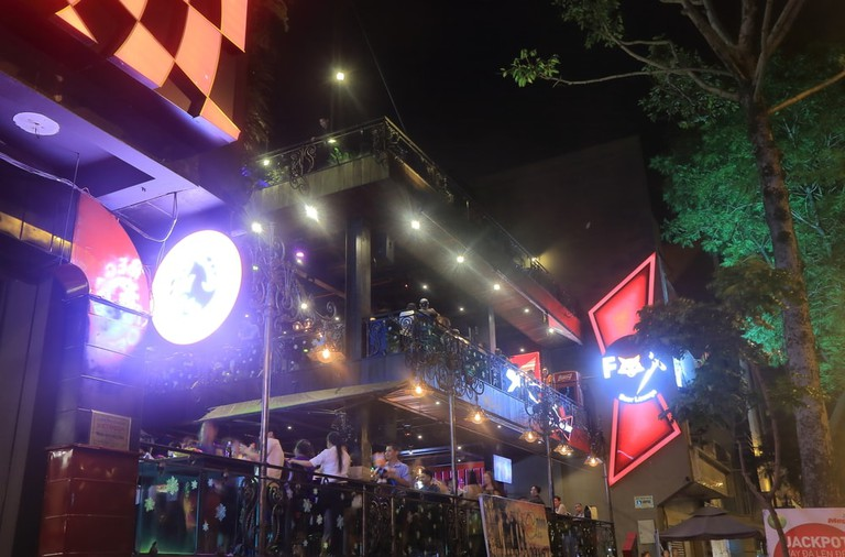 Beer club in Ho Chi Minh City