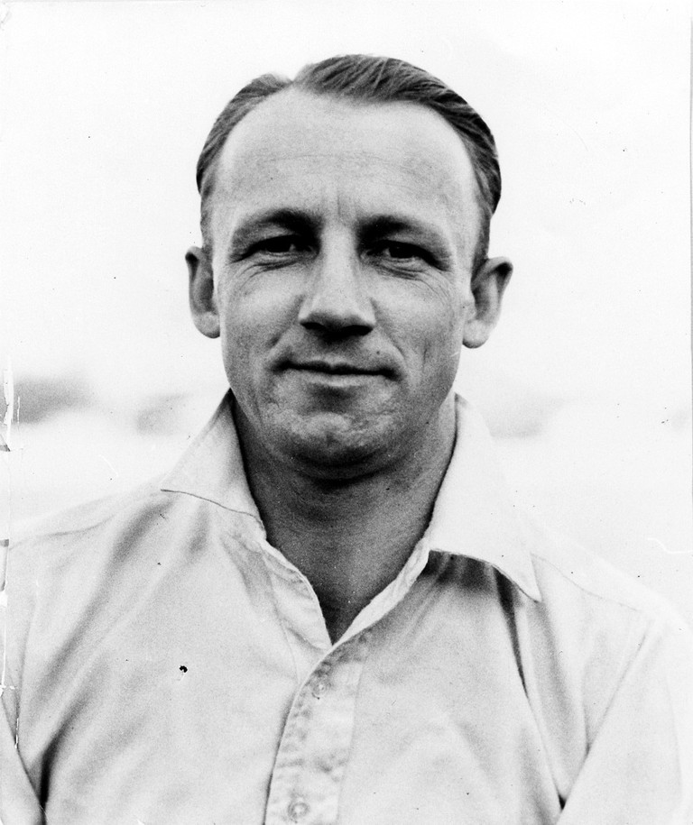 Sir Donald Bradman | © State Library of South Australia/Flickr