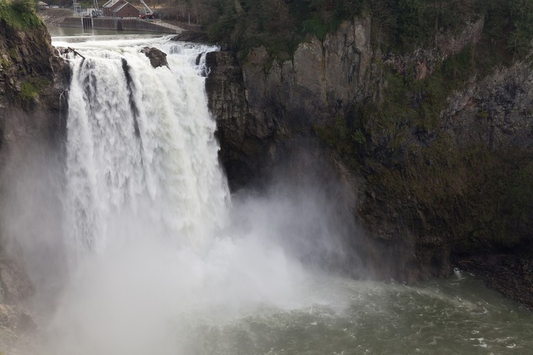 Snoqualmie Falls | © russellstreet / Flickr
