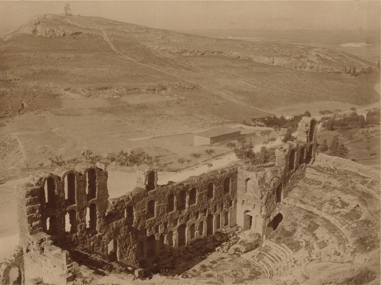South._Hills_around_the_Acropolis._Hill_of_Philopappos._Odeion_of_Herodes_Atticus_(cropped)
