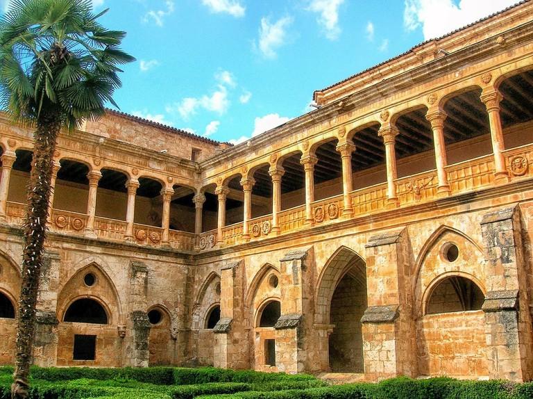 Monastery in Soria, Spain