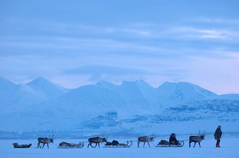 Sami Lapland