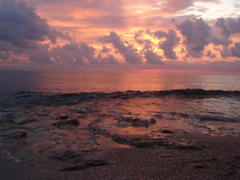 Sunrise Vama Veche