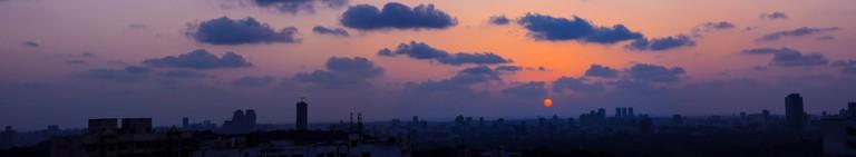 Sunset In Mumbai Aditya Doshi Flickr