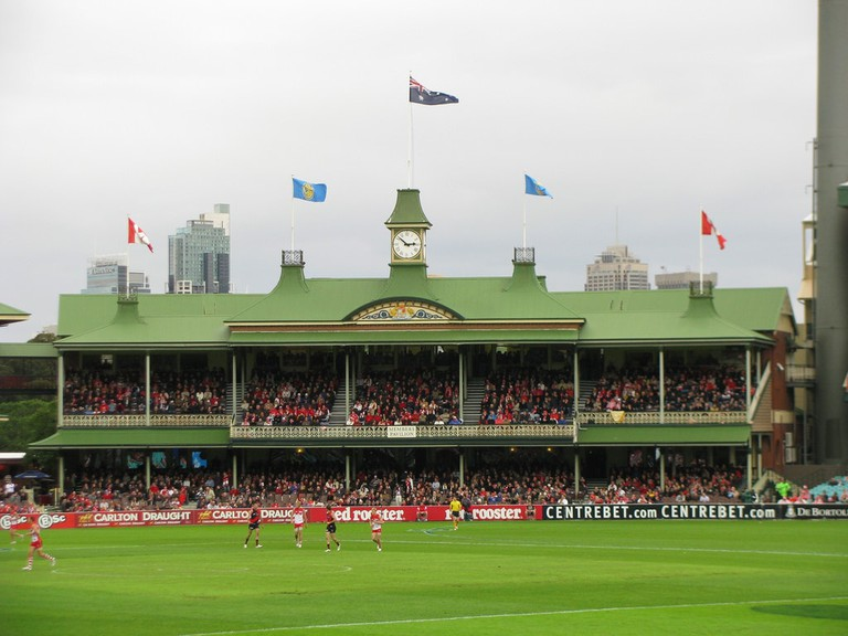 Sydney Cricket Ground | © Gavin Anderson/Flickr