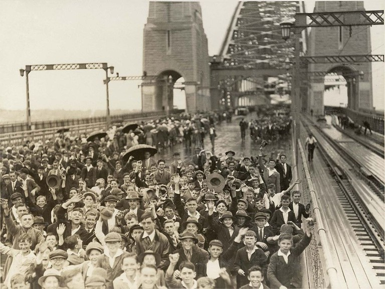 Sydney Harbour Bridge opening | © Wikimedia Commons
