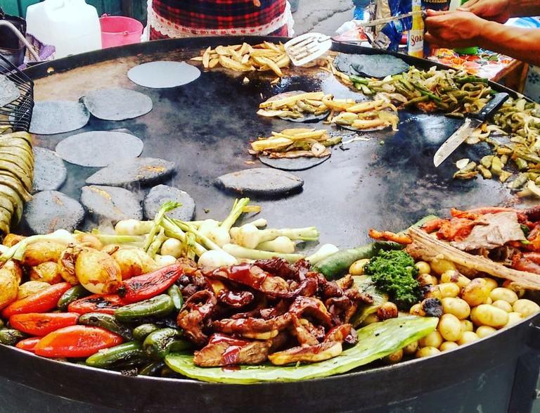 Street Food │