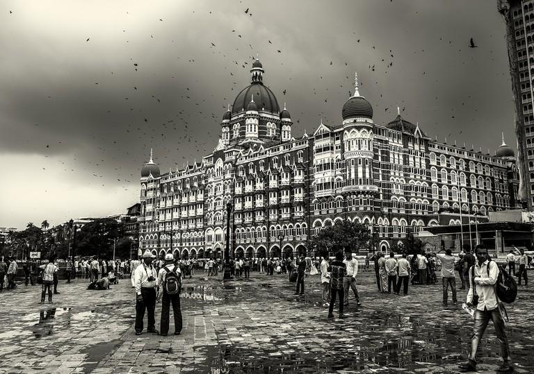 Taj Mahal Palace Hotel Rajarshi Mitra Flickr