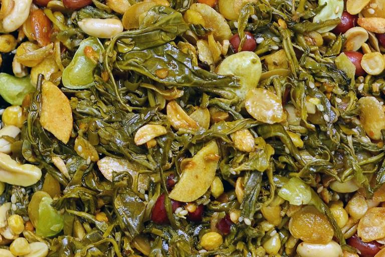 Tea-Leaf-Salad-Myanmar