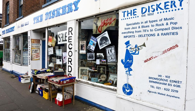 The Diskery, Birmingham | © counteract.co