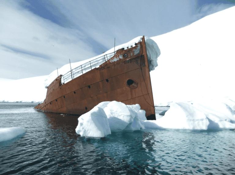 The Governor, Antarctica