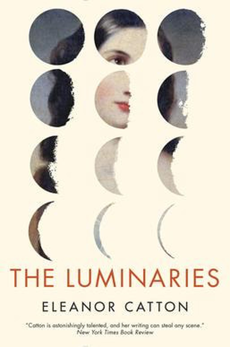 The Luminaries published by Granta Publications