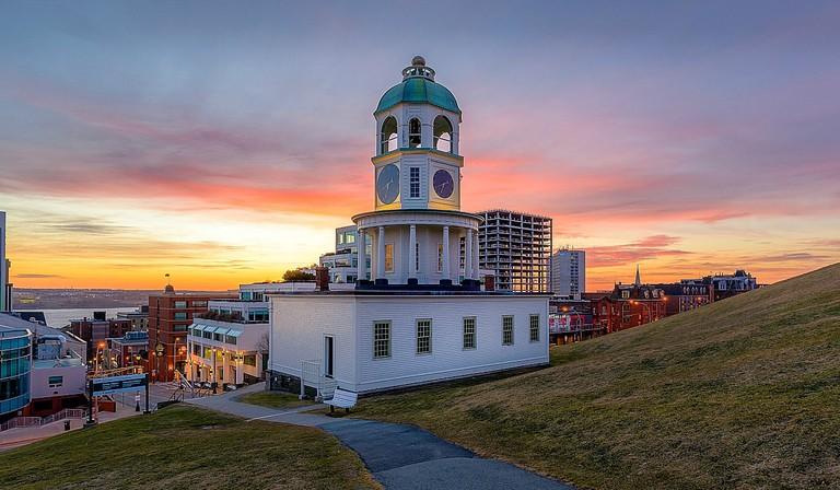 Palladian Architecture in Halifax Nova Scotia
