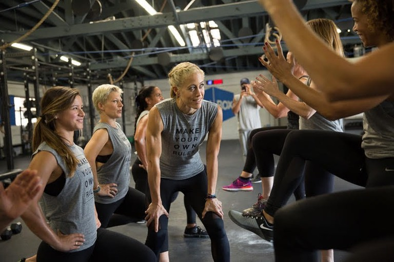 Lacey Stone Fitness Bootcamp