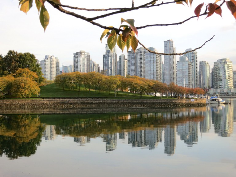Vancouver, British Columbia   © Ruth Hartnup / Flickr