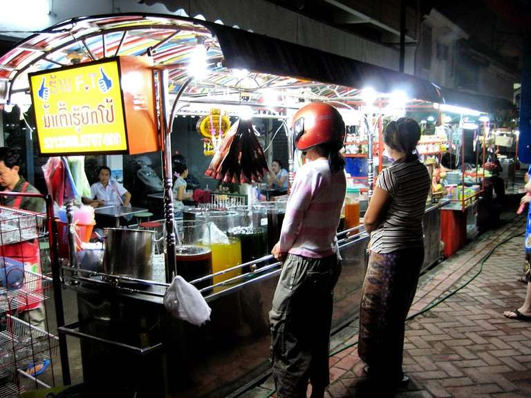 Night Market | © Francisco Anzola/WikiCommons