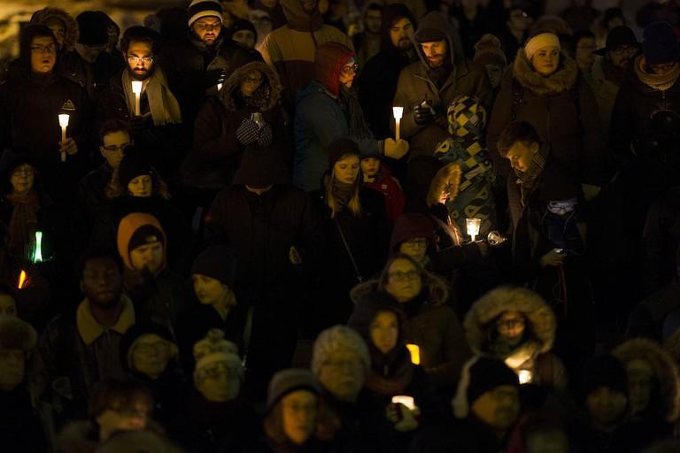 Vigil Quebec