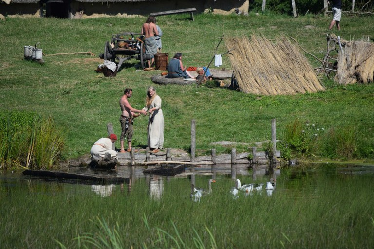 Vikings were mocked for 'excessive cleanliness'