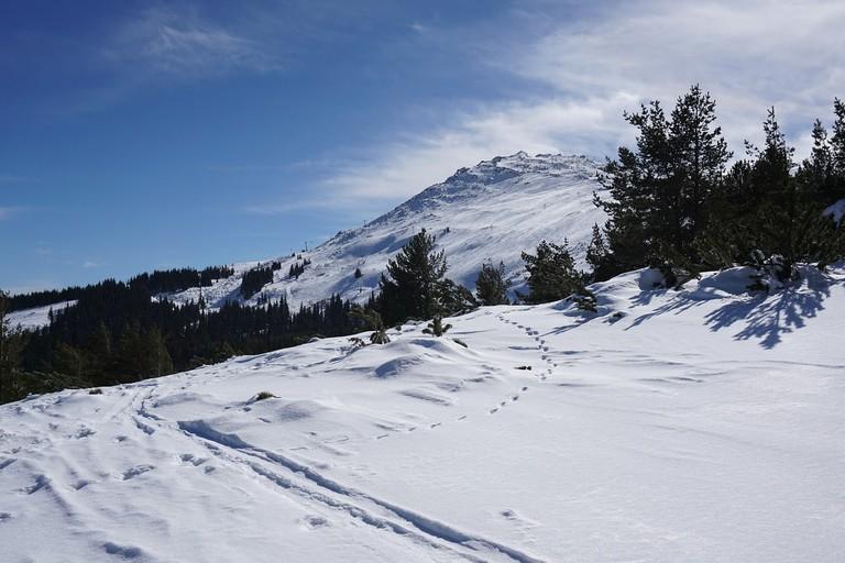 Wintertime in Bulgaria