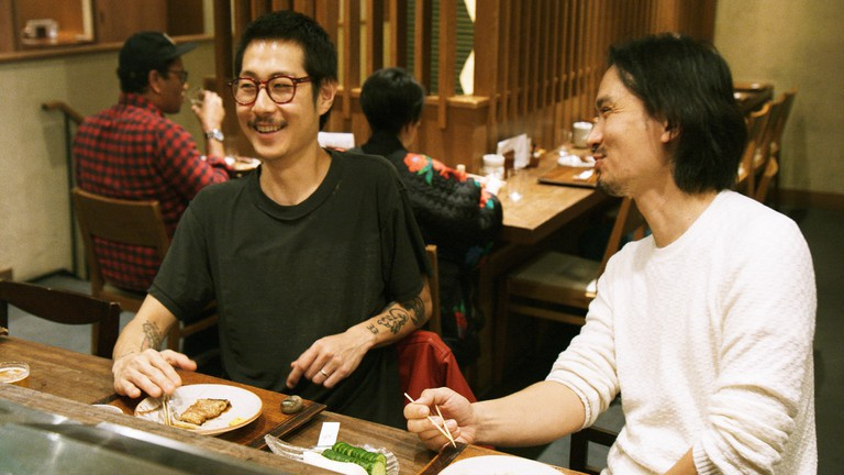 Chef Danny Bowien feasts on unusual animal parts in Japan