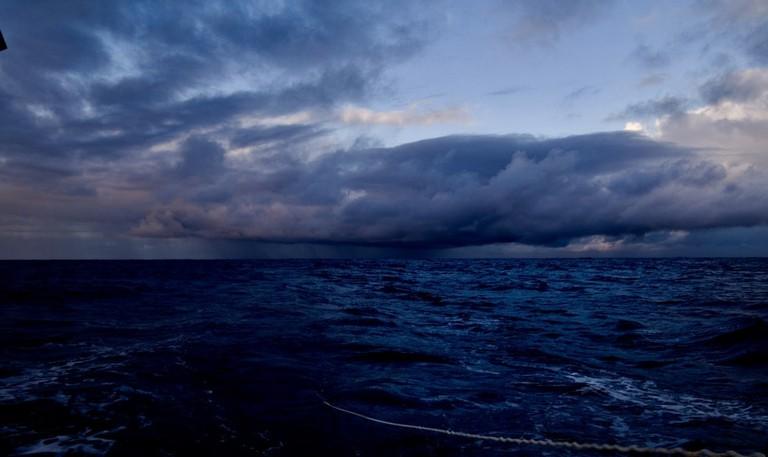 Watch the storm|© Fanny Schertzer:WikiCommons