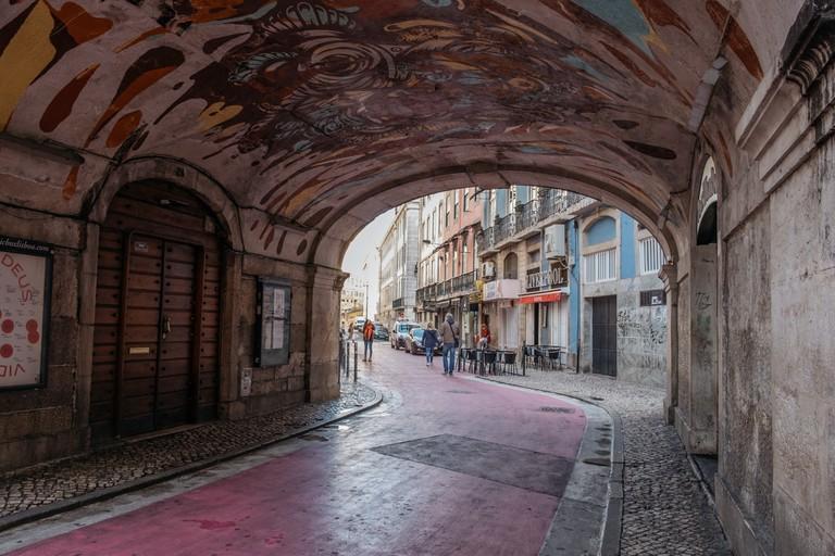 WATSON - LISBON, PORTUGAL - RUA NOVA DE CARVALHO - BRIDGE