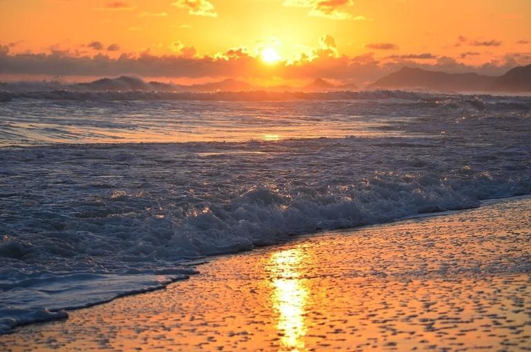Warm days and cold seas | © Pixabay