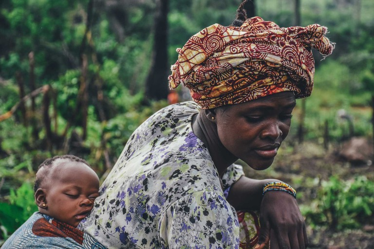 By mid-century Africa will be home to approximately 41% of all the world's births