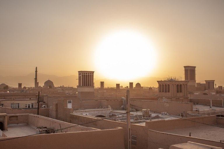 Yazd | ©Matt Biddulph:flickr