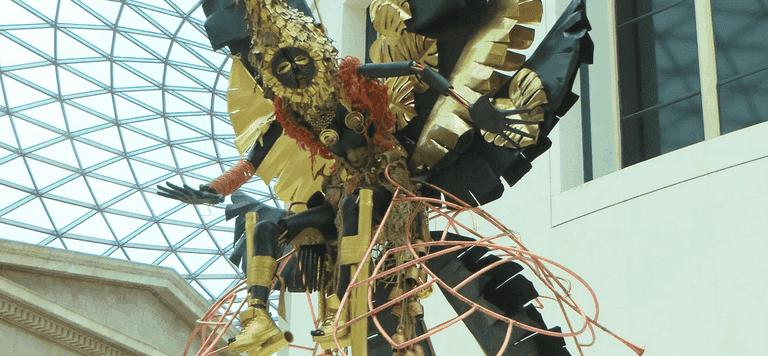 Zak Ove, Moko Jumbies, 2015