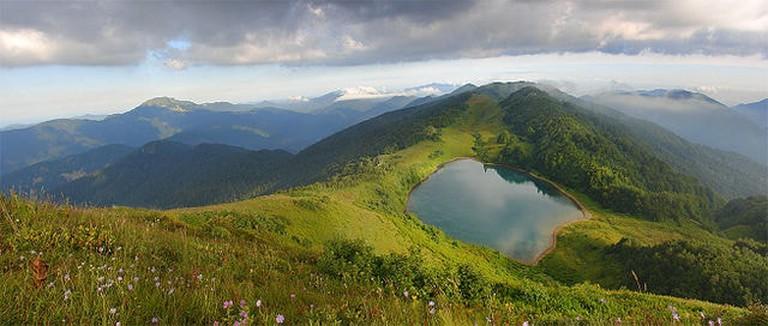 Lake Khuko