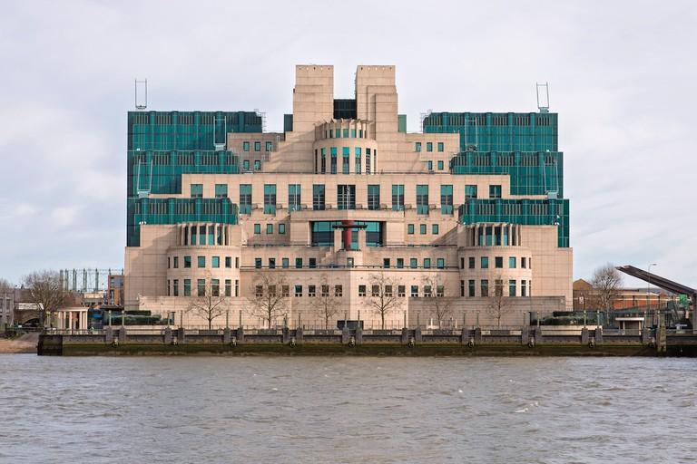 SIS Building, London