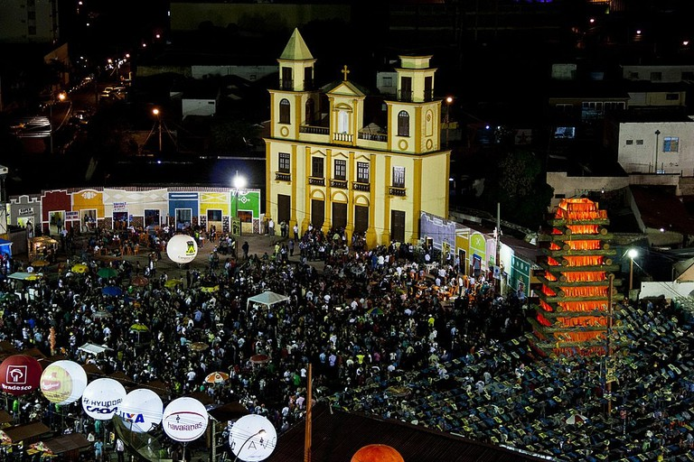 The huge celebrations in Campina Grande