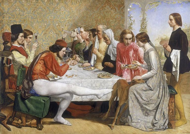 John Everett Millais, Isabella