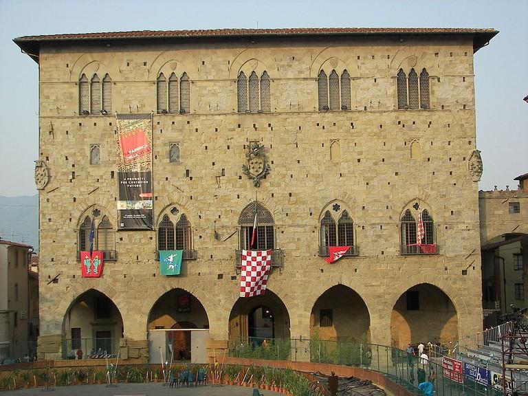 Palazzo Comunale in Pistoia