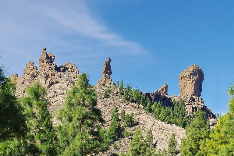 Roque Nublo | © Bgabel / Wikimedia Commons