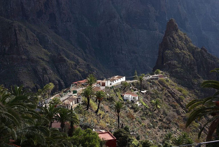 Masca Village | © Wouter Hagens / Wikimedia Commons