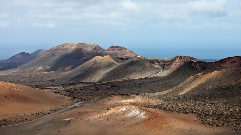 Timanfaya National Park | © Luis Miguel Bugallo Sánchez / Wikimedia Commons