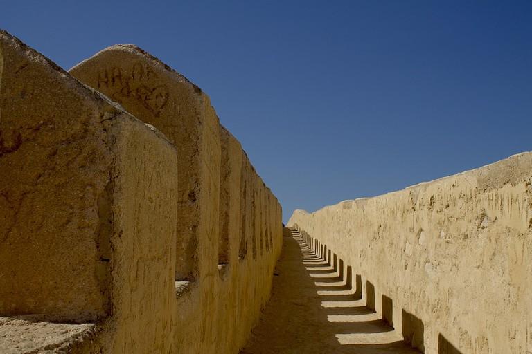 Old kasbah of Agadir
