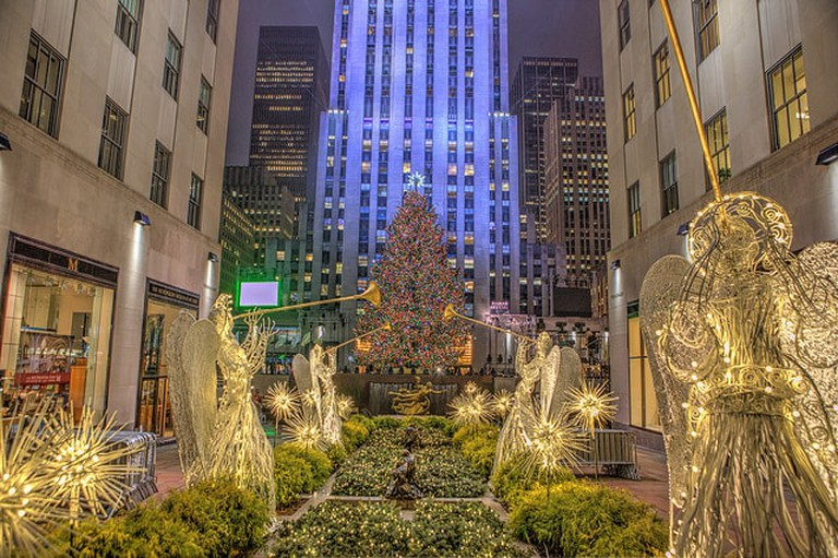 New York City at Christmas I